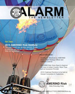 Magazine Cover - AMERIND Risk ALARM Newsletter