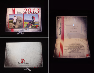 Graduation Announcement - 2013